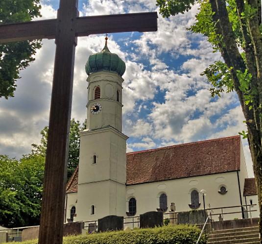 Lauterbach St Jakob Kirchen Und Kapellen Im Dachauer Land