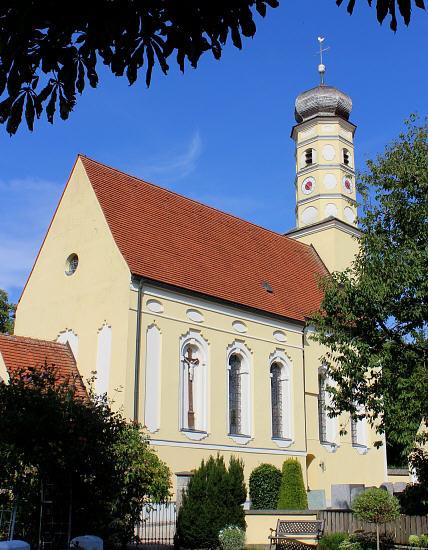 Roßbach-st.leonhard- Kirchen Und Kapellen Im Landkreis Dachau Gelbe Sthle Passen Zu Welcher Kche